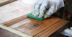 Cuando trabajamos con superficies de madera, los tintes son una opción muy empleada. Hoy hablamos de ellos.