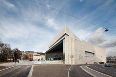 Musiktheater en Linz, Austria