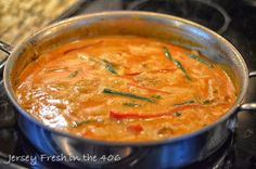 Thai Chicken Panang Curry easy to prepare and cook. Your whole family will love it.. Rick V