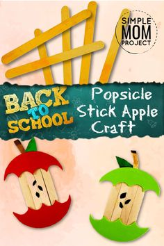 Easy Diy Crafts, Diy Crafts For Kids, Fall Crafts, Arts And Crafts, Recycled Crafts, Popsicle Stick Crafts, Craft Stick Crafts, Preschool Crafts, Craft Art