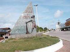 Entrada da cidade de São José da Coroa Grande