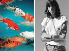 NLAND EMPIRE 032C ISSUE #26 SUMMER 2014 Photographer: Zoe Ghertner Styling: Mel Ottenberg Model: Ally Ertel, Karina Fontes, Katelyn Reeves, & Mari Giudicelli