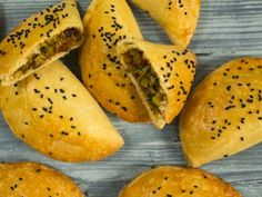 Бон Апети Маслинови хлебчета