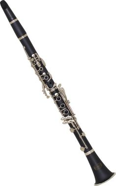 The clarinet is a member of the woodwind family. By blowing into the instrument it causes the reed to vibrate against the mouthpiece, producing a tone. The pitch is changed by pressing down a single key, or different combinations of keys.