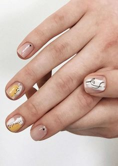 1161 Best Minimalist Nail Art Images In 2020 Manicure