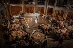 #wedding photography | wedding #reception in The Great Hall at the Toledo Zoo