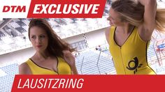 Sexy Grid Girl Shooting - DTM Lausitzring 2015
