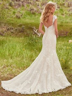 "Maggie Sottero | Avery Collection | ""JACKIE"""