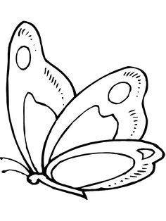 butterfly coloring page - google search | coloring sheets ... - Coloring Pages Butterfly Kids