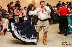 FORMATURA DE DANCA GAUCHA