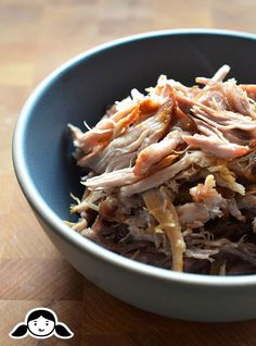 January Whole30 Day 5: Slow Cooker Kalua Pig