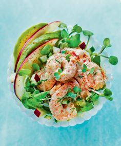 The ultimate prawn cocktail - Morrisons Magazine recipe