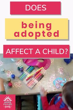 Does being adopted affect a child? Do adopted children behave differently? And what is the difference between adopted and non-adopted children? An adoptive mama shares her experience. Our Kids, My Children, Adopted Children, International Adoption, God Help Me, Adopting A Child, Parenting Toddlers, Ways To Communicate, Foster Care