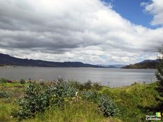 #Guatavita es el nombre de una laguna y de un municipio de #Cundinamarca.
