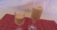 Λικέρ κρέμα-καφέ Cookbook Recipes, Cooking Recipes, Glass Of Milk, Pudding, Drinks, Desserts, Food, Drinking, Tailgate Desserts