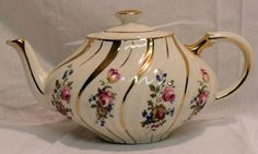 teapots made in england | Arthur Wood Teapot Vintage Made in England | BULES