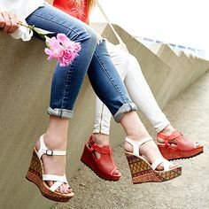 On model  ~ Shoes