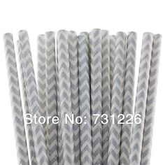 Crystal Emotion 3000Pcs Biodegradable Silver Sailor Striped Paper Drinking Straws Best For Birthday Christmas Party Soft Drink Use http://www.easterdepot.com/crystal-emotion-3000pcs-biodegradable-silver-sailor-striped-paper-drinking-straws-best-for-birthday-christmas-party-soft-drink-use/ #easter  type:event & party supplies is_customized:yes color:silver brand name:products for party occasion:christmas event & party item type:party decorations occasion:paper straw for drinking color..