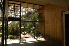 Eames House  Case Study House No. 8