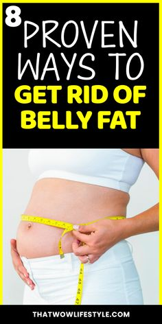 Want to know how to lose belly fat fast and get a flat stomach once and for all? Check out this little guide for women that will show you how to get rid of your belly fat without exercise. This will also work even after your c section, for women after 40 and also it included fast exercises that will also help. Check out how to lose belly fat in 2 weeks at home. Weight Loss Tips For Women #howtolosebellyfat #losebellyfat #bellyfatexercises #flatstomachtips