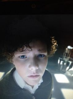 Baby Sherlock (also Moffat's son)