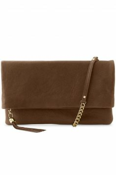 I'm in LOVE with our new Dove Waverly Three Way Bag...my favorite way to use it is as an oversize clutch. The Lambskin is so rich and bubbly......www.stelladot.com/lynncooper