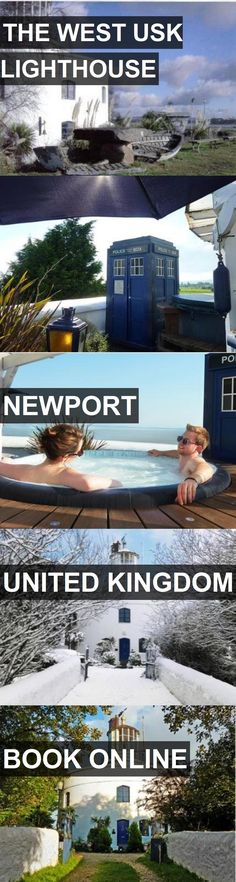 Hotel THE WEST USK LIGHTHOUSE in Newport, United Kingdom. For more information, photos, reviews and best prices please follow the link. #UnitedKingdom #Newport #travel #vacation #hotel