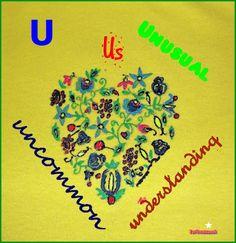 Gone To Texas: My Texas Alphabet: U - Us. Uncommon, Unusual, Understanding