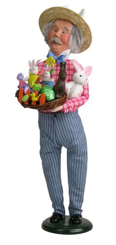 Byers Choice Easter Man