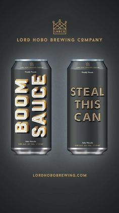 Beer Packaging, Packaging Design, Beer Specials, Beer Cans, Beer Labels, Brewing Company, Bottle Design, Best Coffee, Wine Recipes