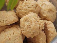超がつく程簡単☆ごま油クッキーの画像