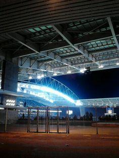 #DragonStadium | #FCPorto Fc Porto, Urban Landscape, Portugal, Blessed, Around The Worlds, 1, Soccer, Football, Automobile
