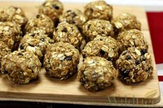 Wildtrees Balls of EnergyRecipe.  Yummy and easy to grab on a busy morning! www.mywildtree.com/lausser
