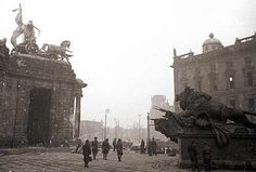 Battle of Berlin, 1945.