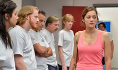 Cannes 2014: Two Days, One Night - Marion Cotillard magnificent in Dardenne brothers' latest  Cannes favourite Marion Cotillard teams up with festival veterans Jean-Pierre and Luc Dardenne for a brilliantly taut and telling redundancy drama
