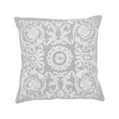 Essential Collection Homeware Embroidered Square Cushion Prezola The Wedding Gift List