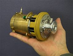 Smallest Gas turbine made in JAPAN, 2012