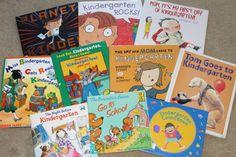 favorite first day of kindergarten books