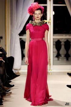 Giambattista Valli HOUTE COUTURE SPRING/SUMMER 2012 - Fashion Diva Design