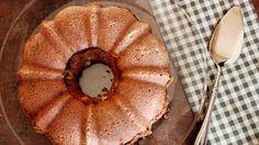 Sock-it-to-Me Bundt Cake Recipe - BettyCrocker.com Bundt Cake Pan, Bunt Cakes, Pound Cake, Cupcakes, Cupcake Cakes, Easy Desserts, Delicious Desserts, Scones, Tube Cake Pan