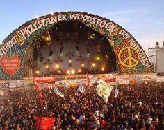 Woodstock Stage
