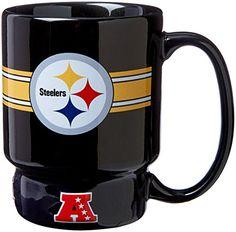 NFL Pittsburgh Steelers #1 Dad Sublimated Mug, 16-ounce B... https://www.amazon.com/dp/B00DHGD4LG/ref=cm_sw_r_pi_dp_x_Xznjyb8RGYSNA