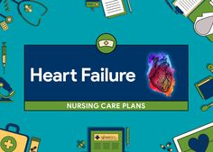 Heart Failure Nursing Care Plans: 15 Nursing Diagnosis - All About Health Online Nursing Schools, Nursing School Tips, Nursing Career, Nursing Tips, Nursing Programs, Lpn Programs, Lpn Schools, Icu Nursing, Nursing Notes