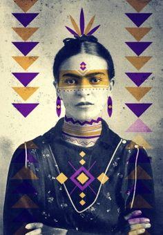 Índia Kahlo