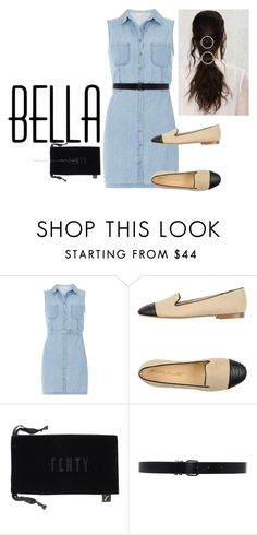 """""""Sin título #557"""" by mafer-cmxxi on Polyvore featuring moda, Dorothy Perkins, Alberto Moretti, Puma y Ann Demeulemeester"""