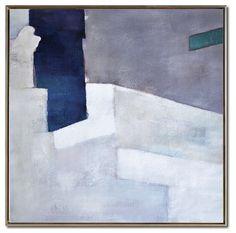 Original Painting Abstract Art Decor. Large por CelineZiangArt