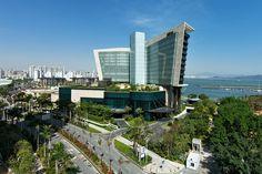 Hilton Shenzhen Shekou Nanhai | WATG | 43800 sqm, 350 keys, 1500 ballroom