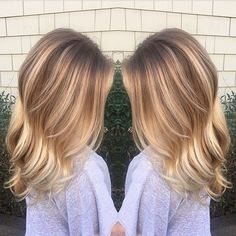 light+brown+hair+with+blonde+highlights