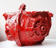 MATTEO NEGRI http://www.widewalls.ch/artist/matteo-negri/ #installation #sculpture