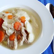 Old-Fashioned Chicken and Dumplings, Recipe from Cooking.com